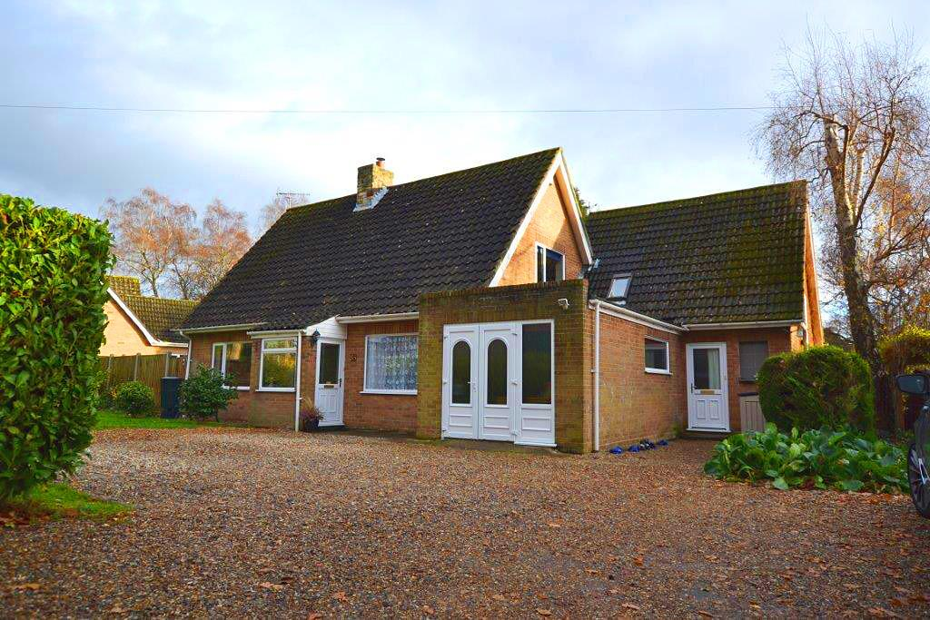 4 Bedrooms Detached Bungalow for sale in Cawston Road, Aylsham