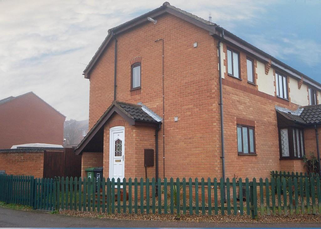 1 Bedroom End Of Terrace House for sale in Childs Way, Sheringham