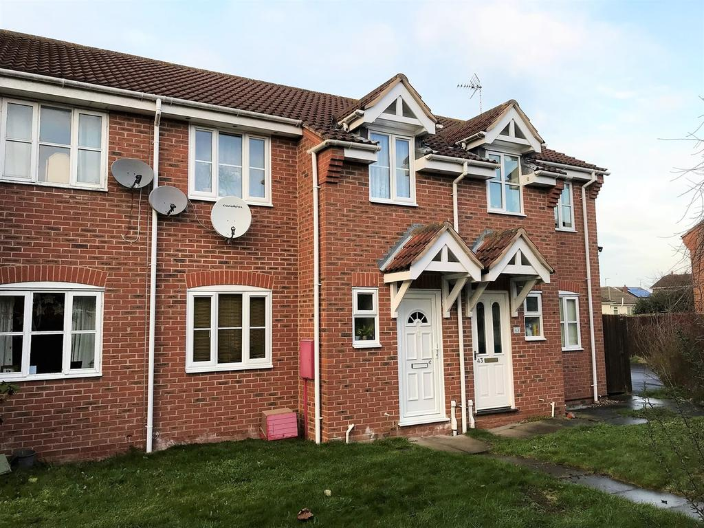 3 Bedrooms Terraced House for sale in Horse Fayre Fields, Spalding, PE11