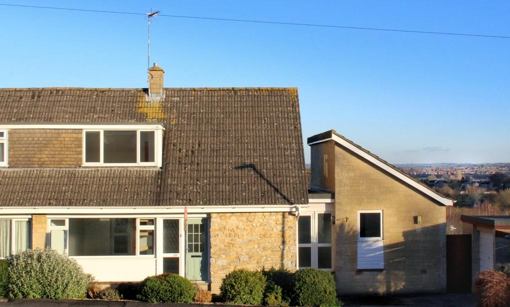 4 Bedrooms Semi Detached House for sale in Southleigh, Bradford on Avon
