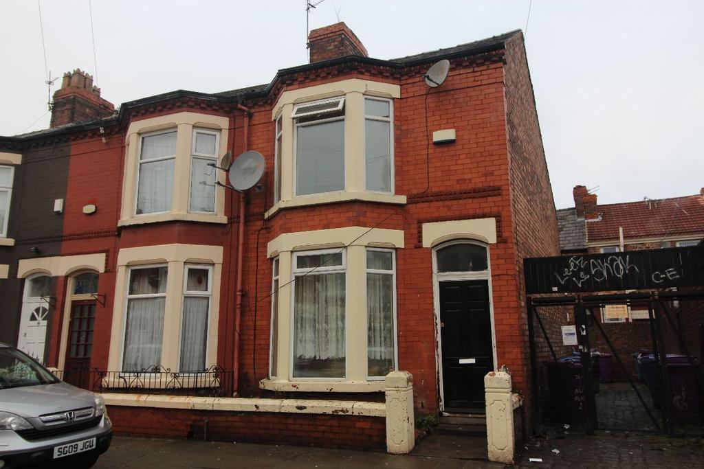 3 Bedrooms Terraced House for sale in Liscard Road, L15 0HH