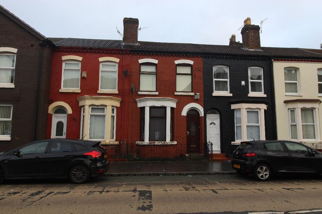 2 Bedrooms Terraced House for sale in Mill Street, L8