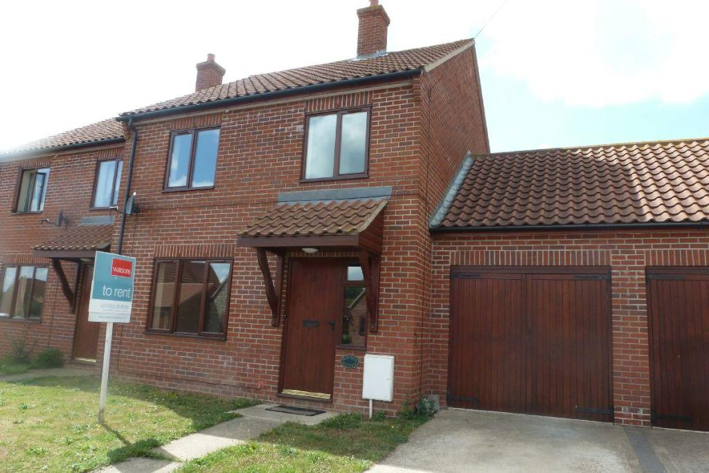 3 Bedrooms Semi Detached House for rent in Southrepps