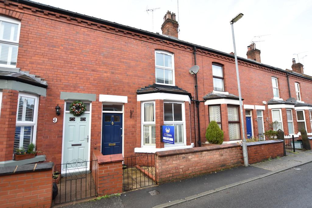 3 Bedrooms Terraced House for sale in Sumpter Pathway, Hoole