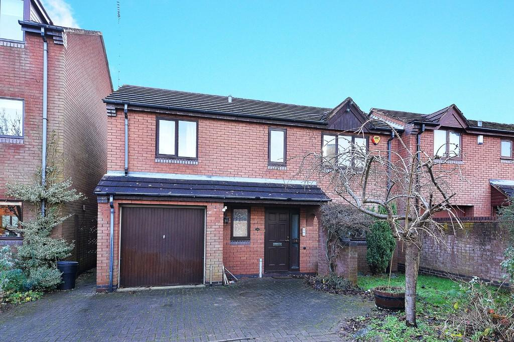 4 Bedrooms Semi Detached House for sale in Aboyne Close , Edgbaston, Birmingham