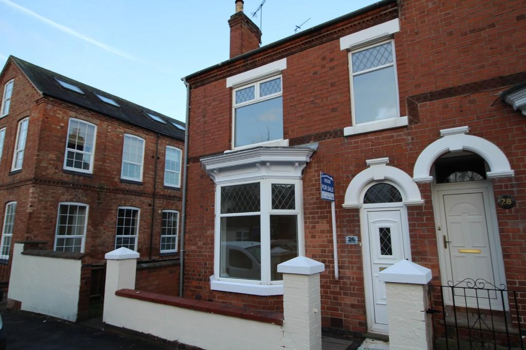 3 Bedrooms End Of Terrace House for sale in Garendon Road, Shepshed