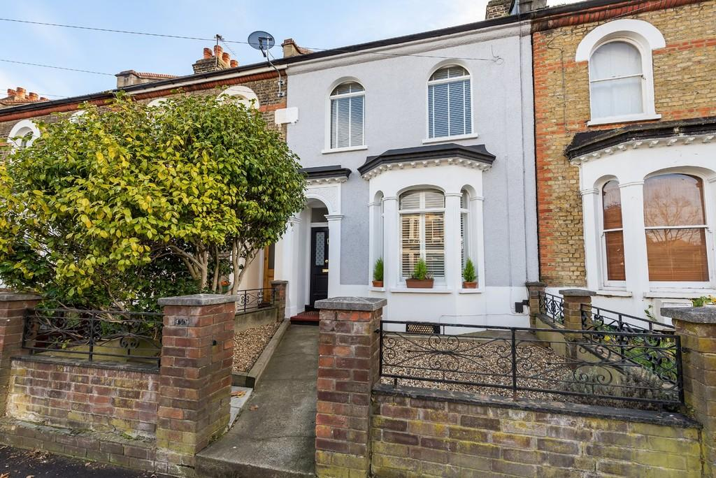 3 Bedrooms Terraced House for sale in Sebert Road, Forest Gate