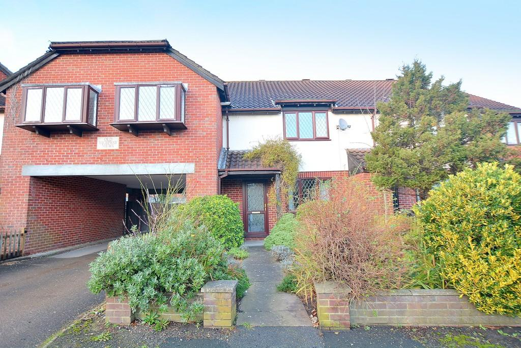 3 Bedrooms Terraced House for sale in Leigh Road, Wimborne