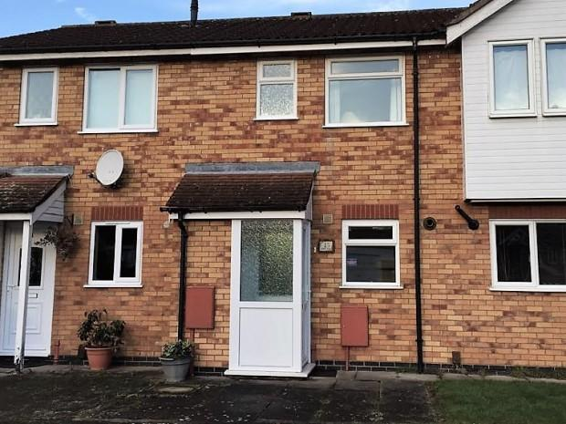 2 Bedrooms Terraced House for sale in Lodge Close, Melton Mowbray, LE13