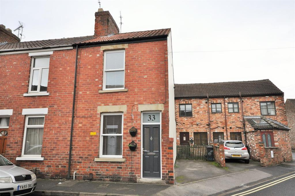 2 Bedrooms End Of Terrace House for sale in Amber Street, The Groves, York, YO31 8NG