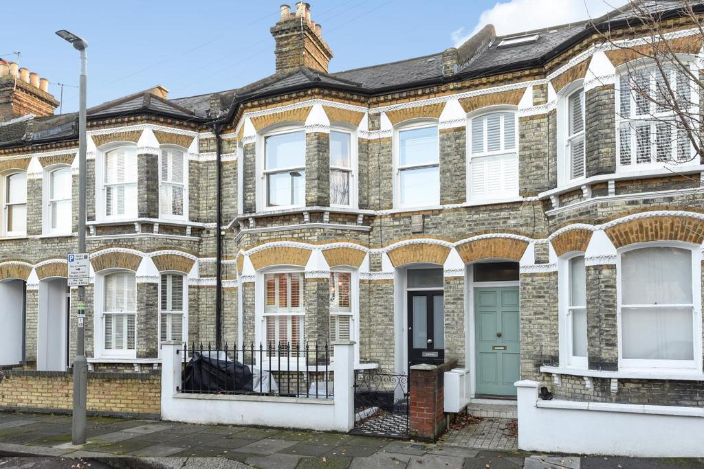 4 Bedrooms Terraced House for sale in Parma Crescent, Battersea
