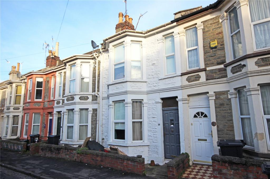 3 Bedrooms Terraced House for sale in Camerton Road, Greenbank, Bristol, BS5