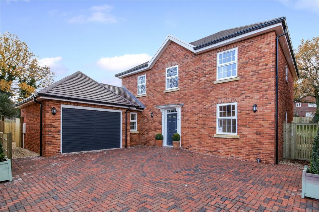 5 Bedrooms Detached House for sale in Terrills Lane, Tenbury Wells, Worcestershire