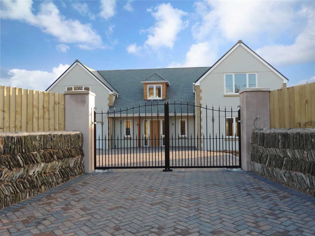 5 Bedrooms Detached House for sale in Bickington, Barnstaple, Devon, EX31