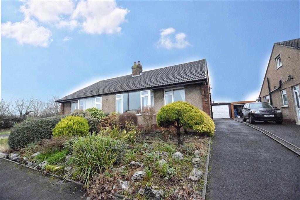 2 Bedrooms Semi Detached Bungalow for sale in Park Avenue, Clitheroe, Lancashire, BB7