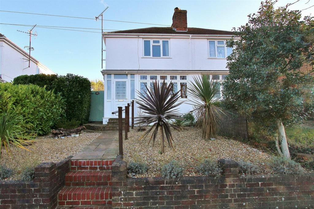 2 Bedrooms Semi Detached House for sale in Highfield Crescent