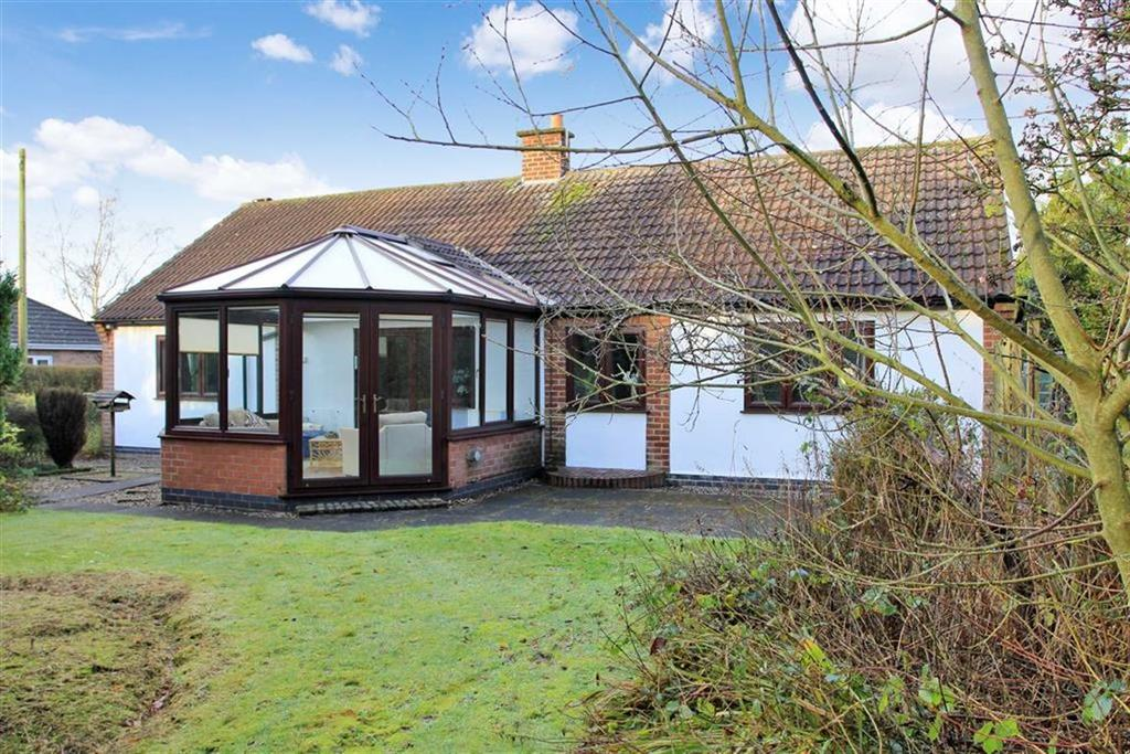3 Bedrooms Detached Bungalow for sale in Ratby Lane, Markfield, Leicestershire