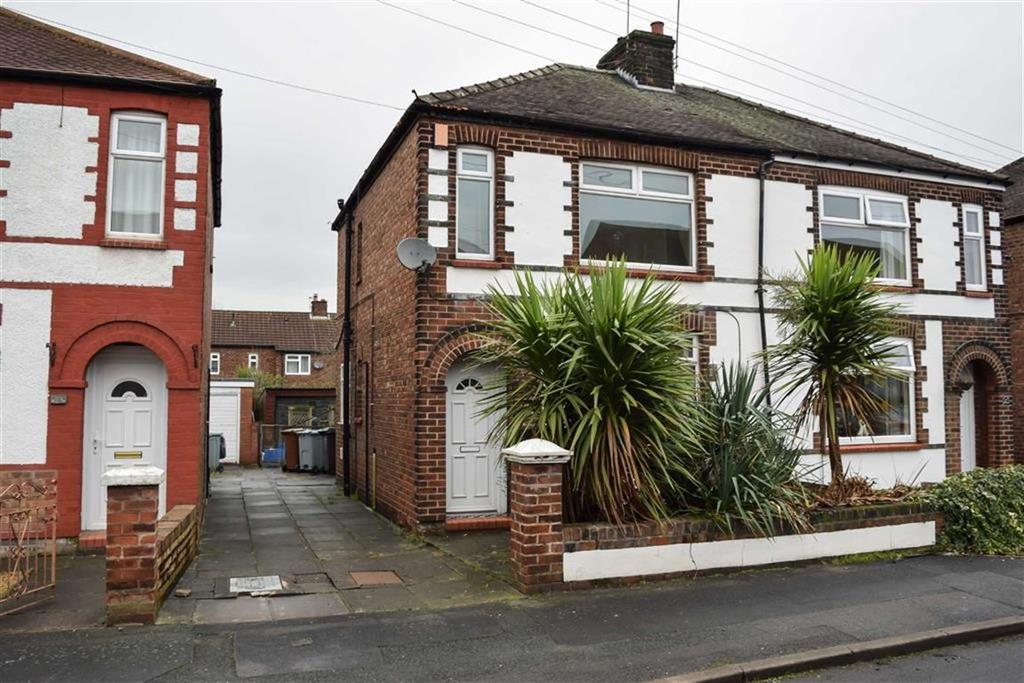 2 Bedrooms Semi Detached House for sale in Garfit Street