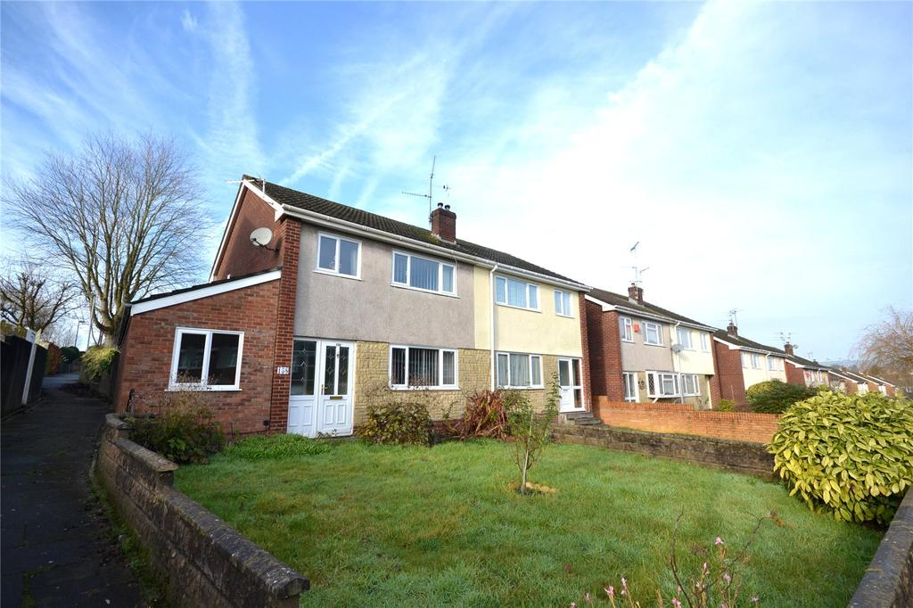 3 Bedrooms Semi Detached House for sale in Springwood, Llanedeyrn, Cardiff, CF23
