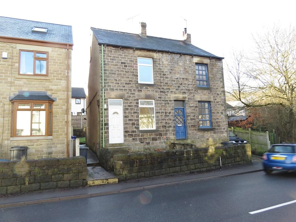 3 Bedrooms Semi Detached House for sale in Manchester Road, Stocksbridge, Sheffield