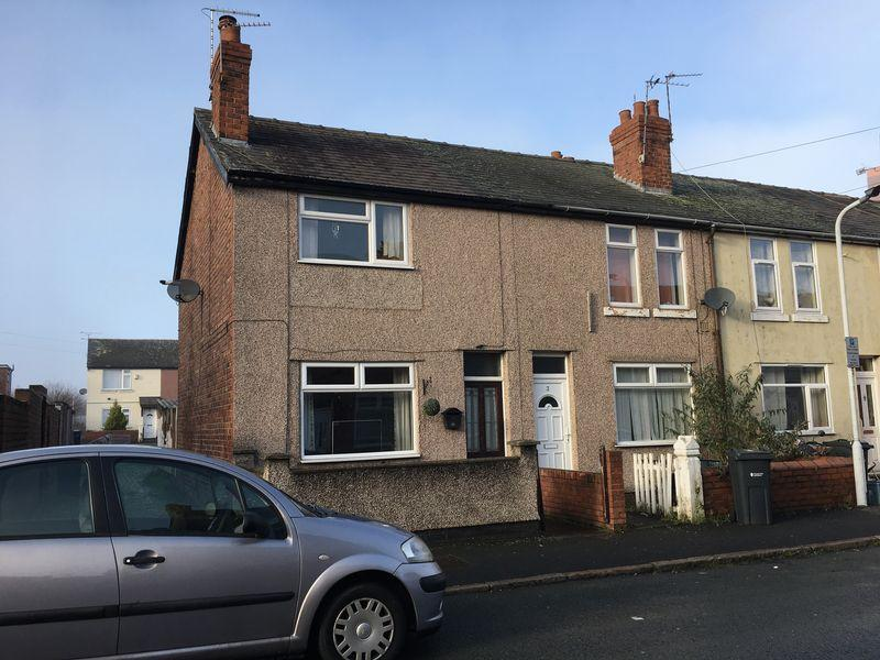 2 Bedrooms End Of Terrace House for sale in Ashfield Road North, Ellesmere Port