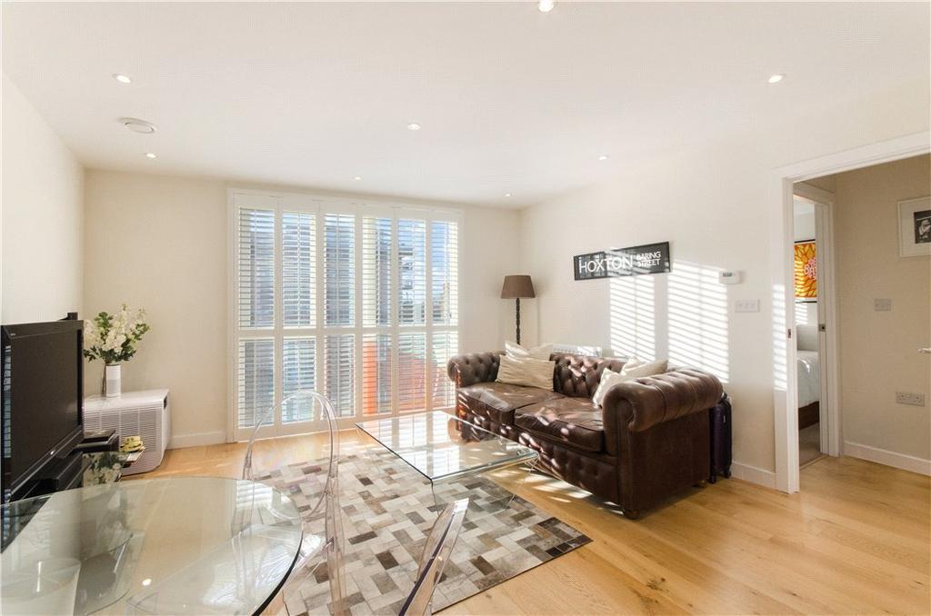 1 Bedroom Flat for sale in Devizes Street, Islington, London, N1