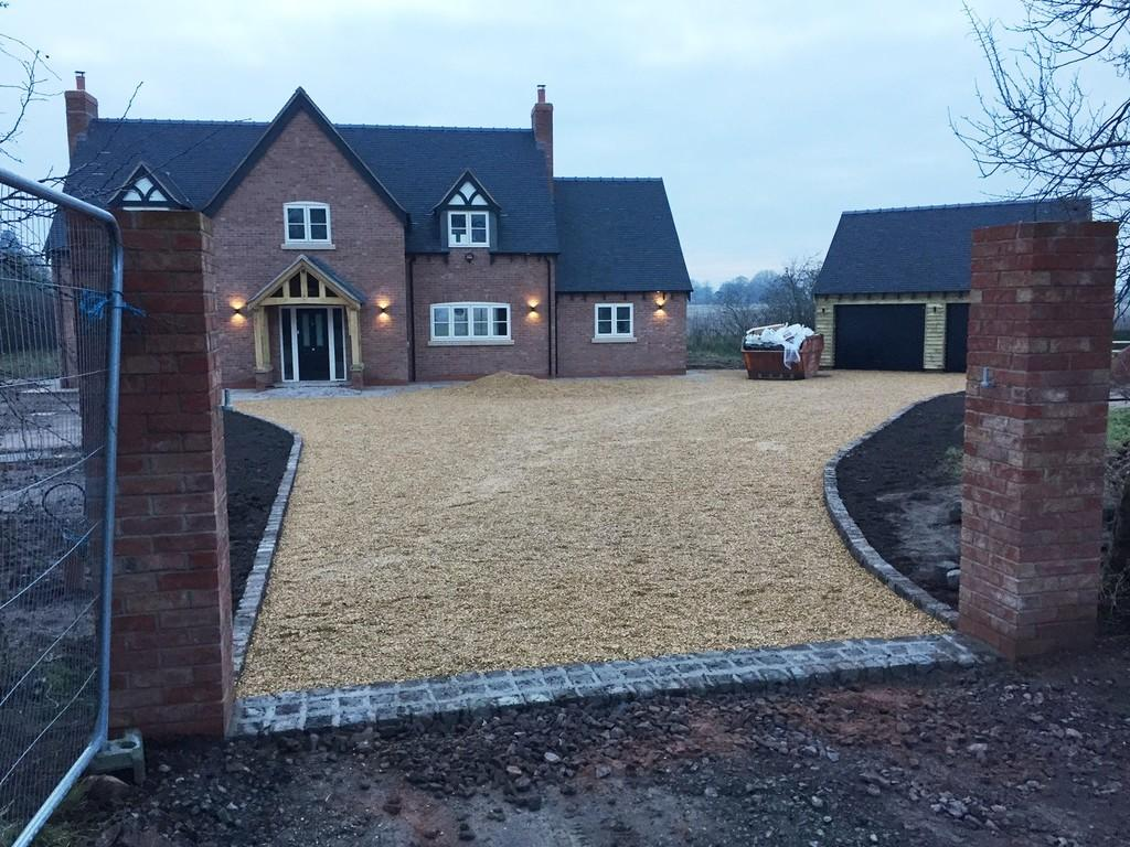 4 Bedrooms Detached House for sale in Buerton, Cheshire