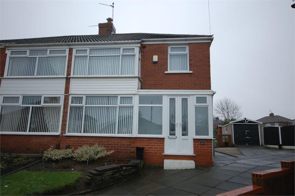 3 Bedrooms Semi Detached House for sale in Anne Grove, Sutton Park, St Helens, Merseyside