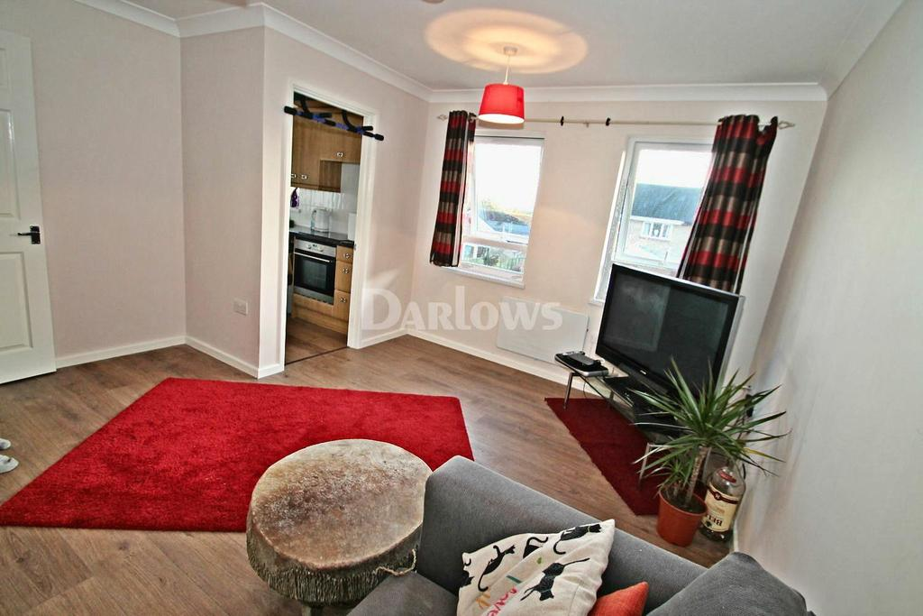 1 Bedroom Flat for sale in Redwood Close, St Mellons, Cardiff