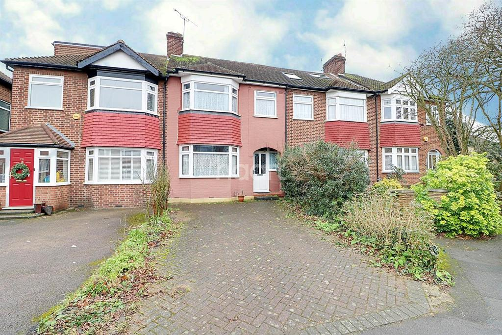 3 Bedrooms Terraced House for sale in Weardale Gardens, Enfield, EN2