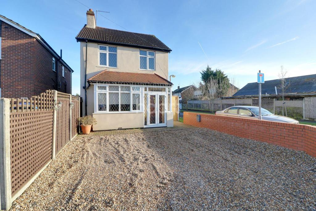 3 Bedrooms Detached House for sale in Churchgate Road, Cheshunt, EN8