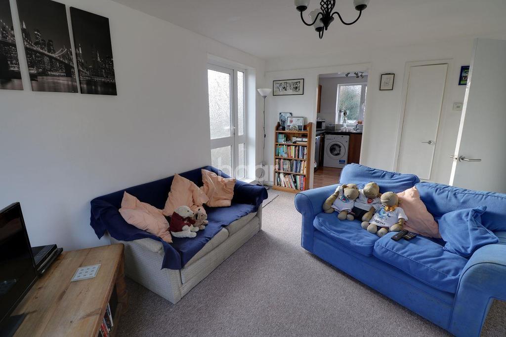 1 Bedroom Flat for sale in Wells Gardens, St Anns