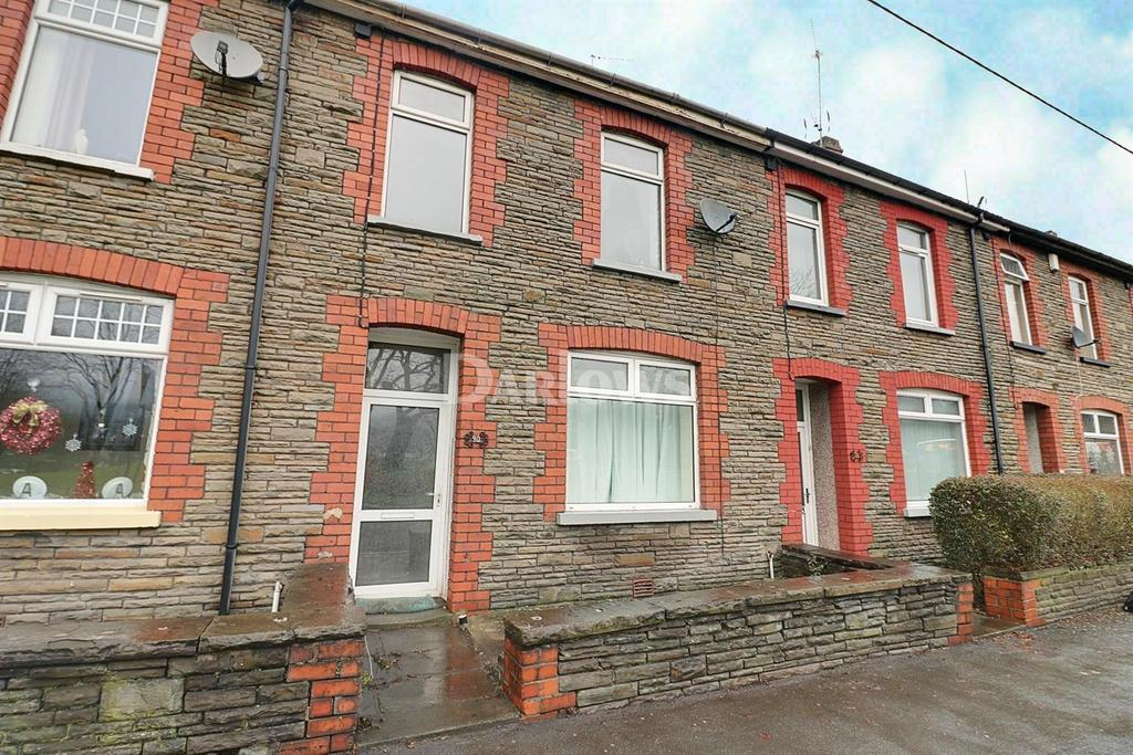 3 Bedrooms Terraced House for sale in Nantgarw Road, Caerphilly