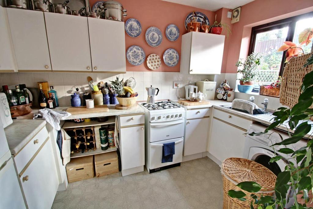 3 Bedrooms End Of Terrace House for sale in Ger Yr Afon , Coed Y Cwm