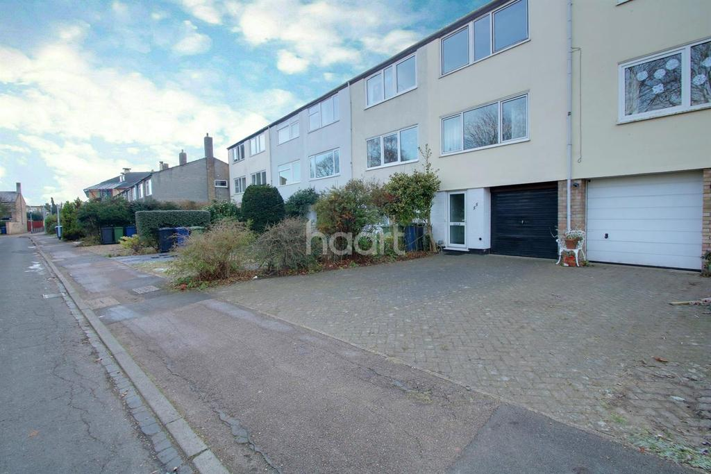 3 Bedrooms Terraced House for sale in Mulberry Close, Cambridge