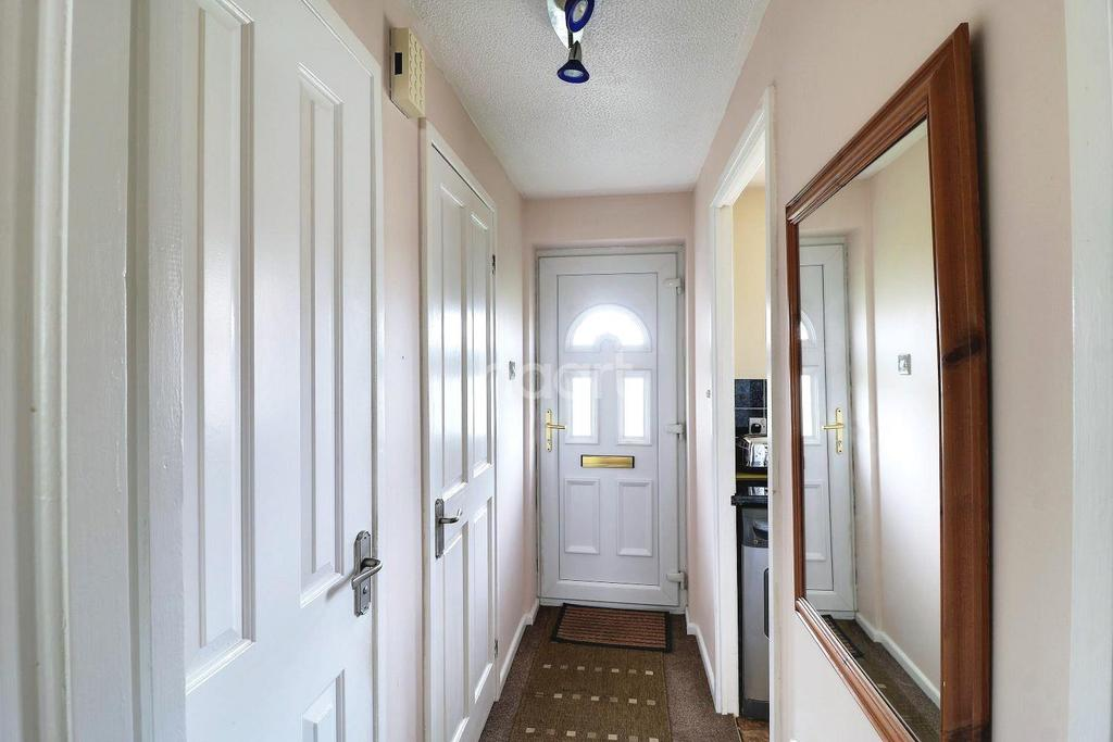 2 Bedrooms End Of Terrace House for sale in A Delight In Darley