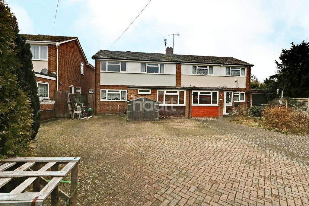 4 Bedrooms Semi Detached House for sale in Sandridge