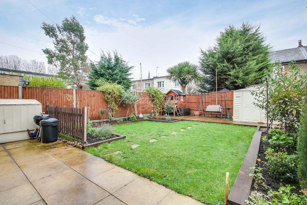 2 Bedrooms End Of Terrace House for sale in Kingfield Street, E14