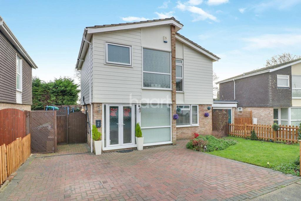 3 Bedrooms Detached House for sale in Pilgrims Way, Hadleigh