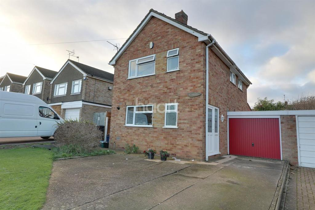 3 Bedrooms Detached House for sale in LANDCROSS DRIVE NORTHAMPTON