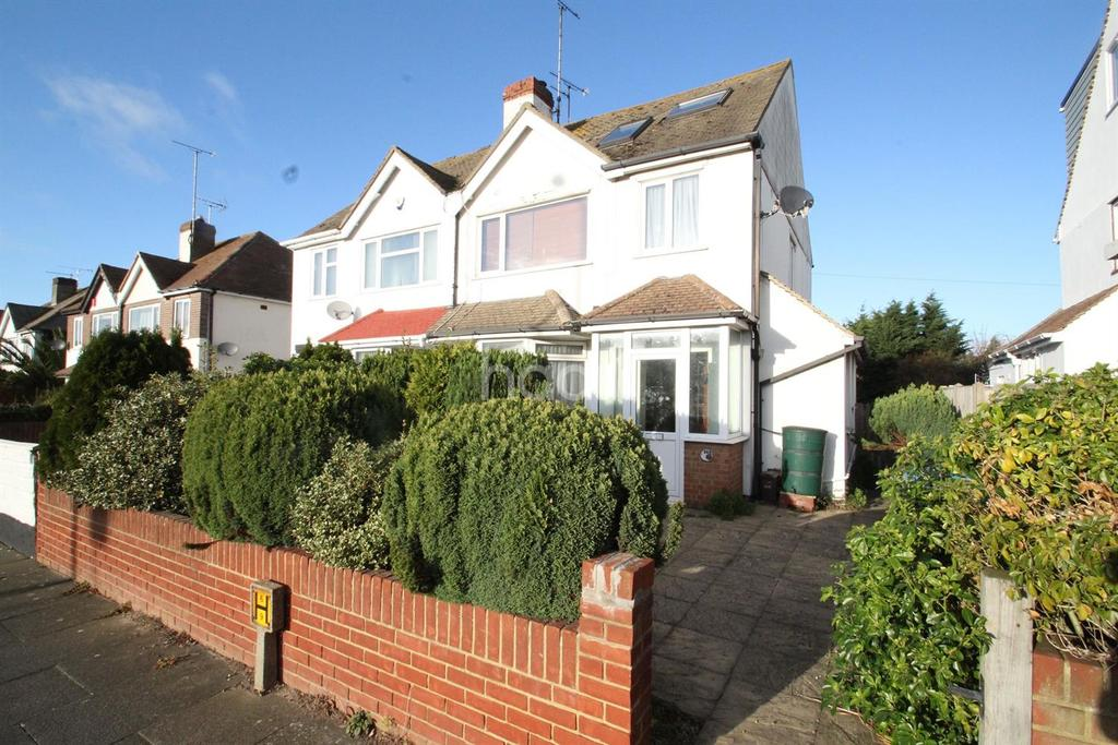 5 Bedrooms Semi Detached House for sale in Northdown Road, Margate, CT9