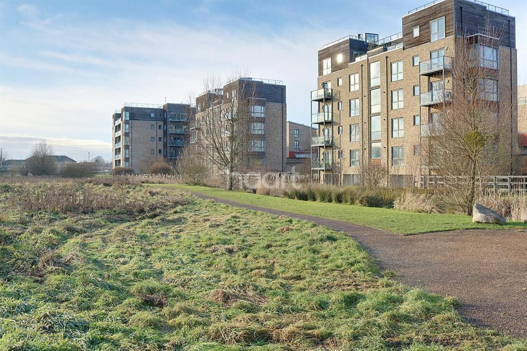 2 Bedrooms Flat for sale in Fitzgerald Place, Cambridge