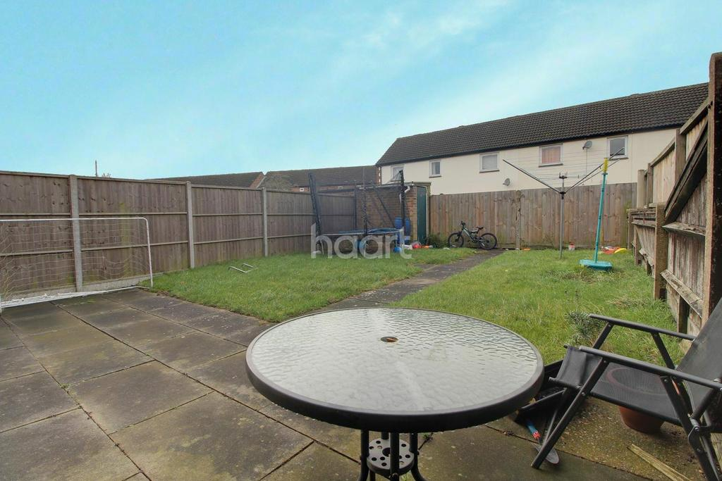 3 Bedrooms Terraced House for sale in Oulton Road