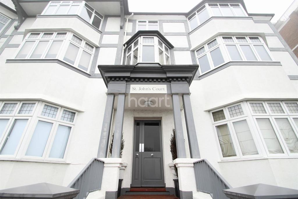 2 Bedrooms Flat for sale in Westcliff Parade, Westcliff on Sea