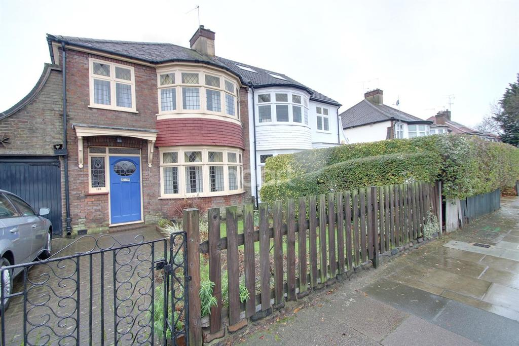 3 Bedrooms Semi Detached House for sale in Doyle Gardens, NW10
