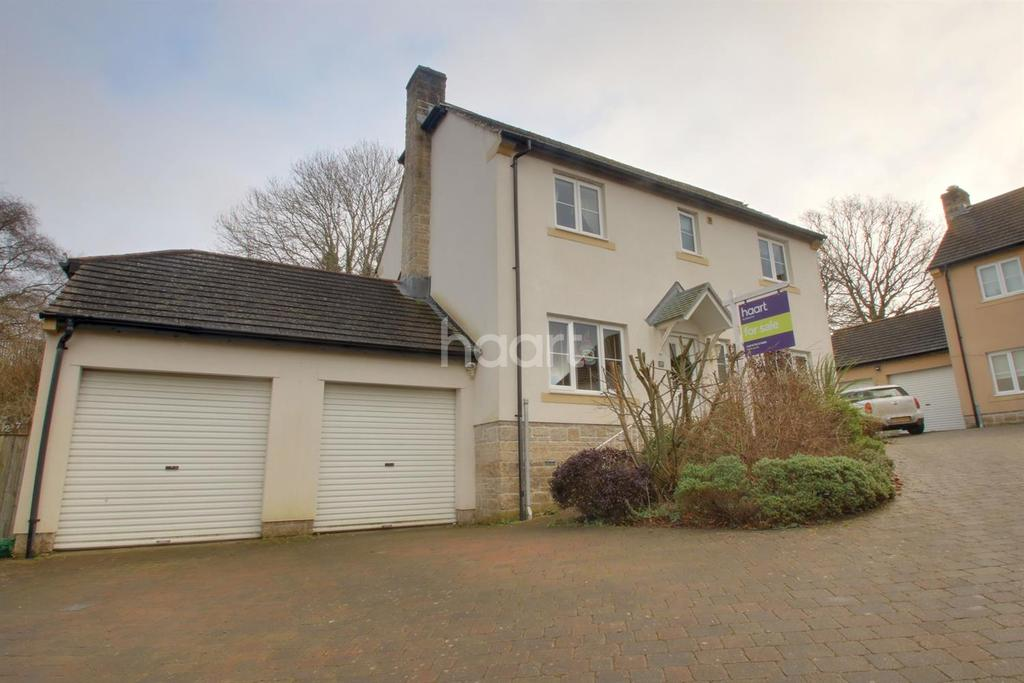 4 Bedrooms Detached House for sale in Owen Drive, Plympton