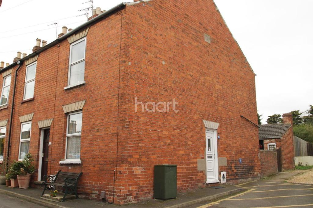 2 Bedrooms End Of Terrace House for sale in Prospect Place, Grantham