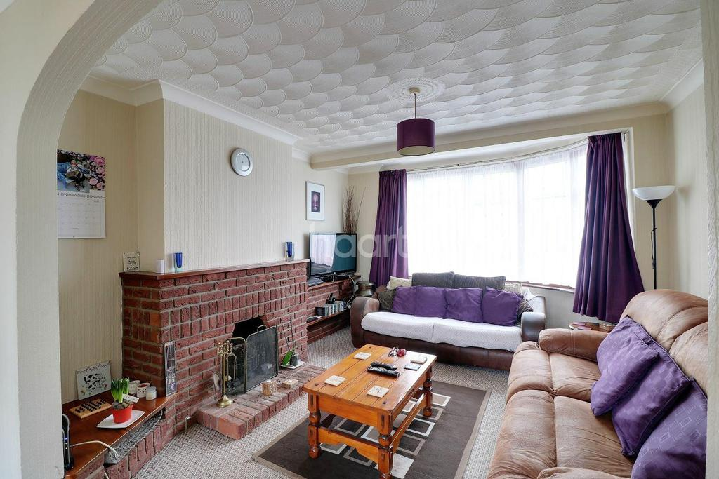 3 Bedrooms Semi Detached House for sale in Stylish In Stopsley Catchment