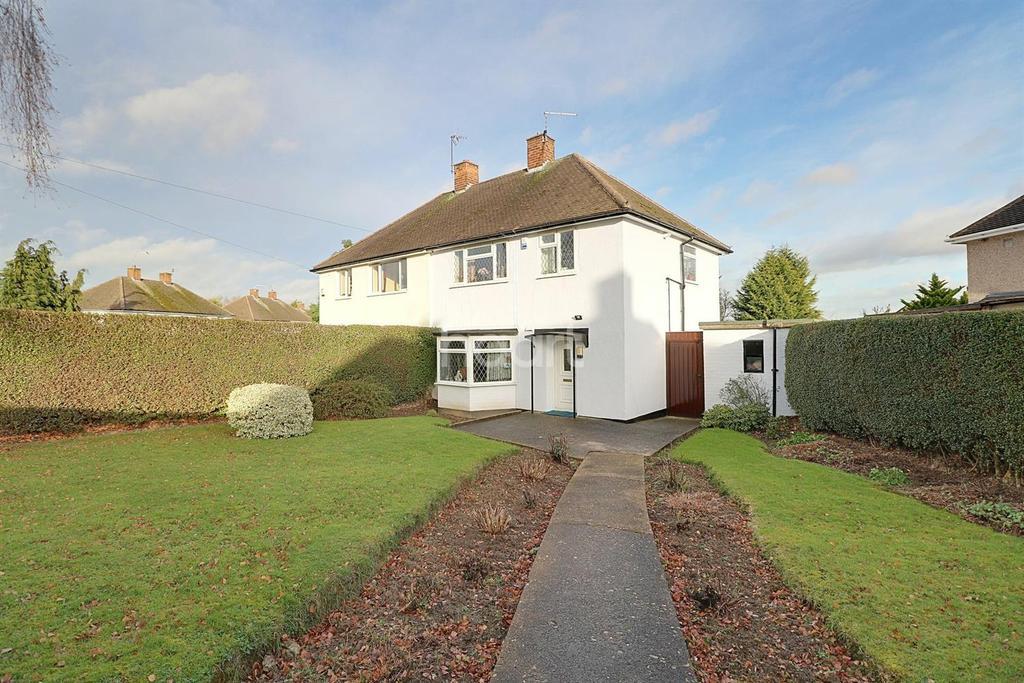 3 Bedrooms Semi Detached House for sale in Bramerton Road, Bilborough
