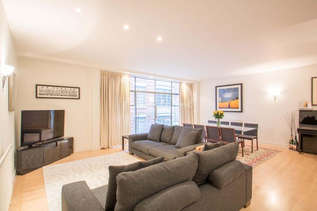 2 Bedrooms Flat for sale in Lafone Street, Shad Thames, SE1